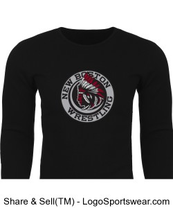 Next Level Unisex Long Sleeve Thermal Design Zoom